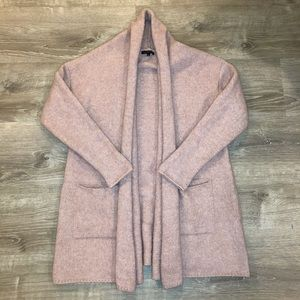 Staccato light pink cardigan sweater